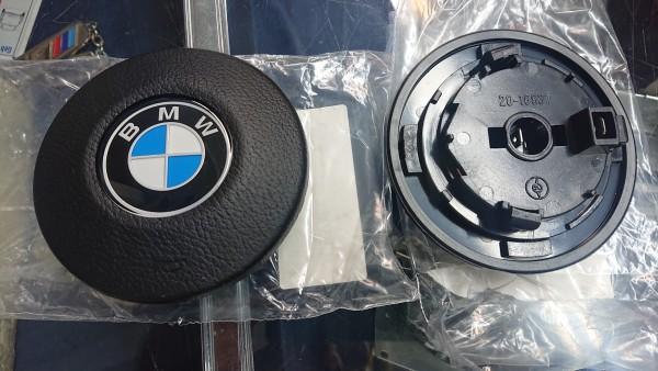 Signalknopf Hupenknopf Sportlenkrad BMW E30 E28 E24 E32 E34 E23 orig NEU!