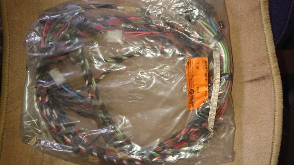 Kabelsatz Fahrerseite Türen BMW Baureihe E23 orig. NEU!