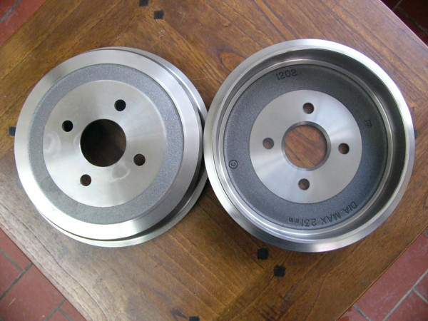 Bremstrommel 230 mm BMW 1502 - 2002 tii