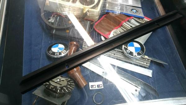 Unterlage Kennzeichen BMW E3 E9 E10 Neue Klasse