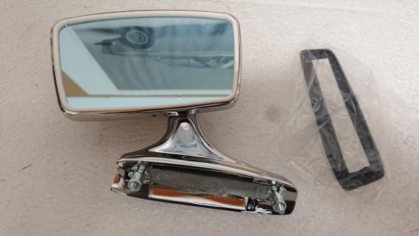 """Außenspiegel links """"Trapez"""" BMW E10/02 Neue Klasse E3 E9"""