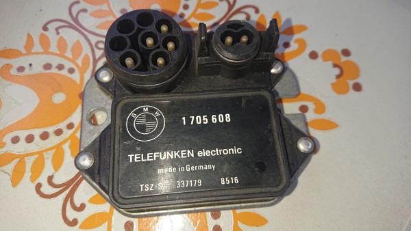 Steuergerät für Transistorzündung BMW Baureihe E30 E28 orig. NEU!